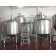 Пивоварни для ресторанов оборудование для производства пива фото