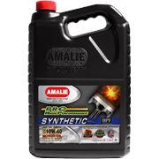 Синтетическое энергосберегающее моторное масло 10W40. Amalie PRO High Performance фото