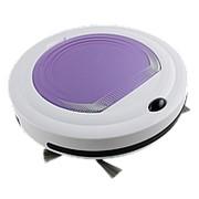 Робот-пылесос Z-Robots Q20 Purple (1000 mAh, сухая и влажная уборка, мешок 0,2л, пульт) фото