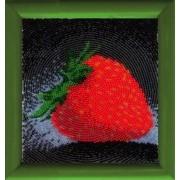 Схемы для вышивания бисером Клубника фото