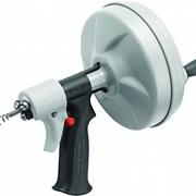 Ручная вертушка № Kwik-Spin с насадкой с грушевидной головкой до 40 мм Ridgid фото