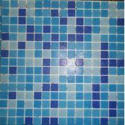Мозайка стеклянная фиолетовая 4 цвета фото