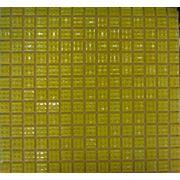 Мозайка стеклянная желтая фото