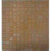 Мозайка стеклянная оранж фото