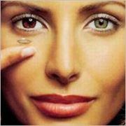 Линзы контактные мягкие окрашенные в Молдове фото