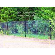 Забор металлический gard din metal