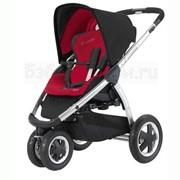 Коляска трехколесная прогулочная Maxi-Cosi Mura 3, коляска трехколесная, прогулочная коляска, коляска Maxi-Cosi Mura 3, Maxi-Cosi Mura 3 фото