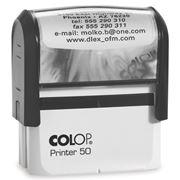 Прямоугольная печать Colop Printer 50 фото