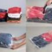 Вакуумный мешок для хранения одежды 60 х 80 фото