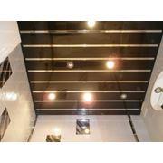 Алюминиевые реечные потолки фото