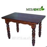 Стол для кафе, бара, ресторана, Стол из натурального дерева фото