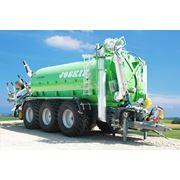 Цистерна для жидкой органики EUROLINER 22500 TRS фото