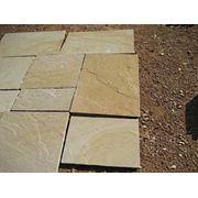 Песчаник Yellow Индия фото