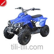 Квадроцикл детский синий HB-EATV 800C-4 фото