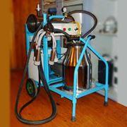 Аппарат доильный с одной флягой YZ-I фото
