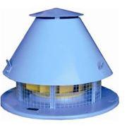 крышный вентилятор ВКР радиальный фото
