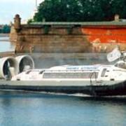 Амфибийное судно на воздушной подушке Ирбис фото