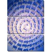 Модульная картина Cпираль, Неизвестен фото
