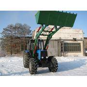 КУН на трактор фото