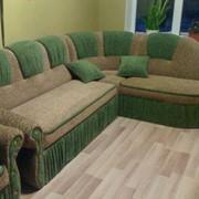 Ремонт и перетяжка мягкой мебели фото