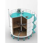 Сушка Оборудование для производства удобрений из отходов фото