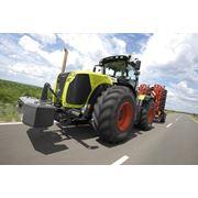 Трактор CLAAS XERION 5000/4500 фото