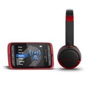 Коммутатор Energy Sistem MP5 Player 4304 DJ 4GB 2.4 TFT Ruby Red фото