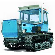 Гусеничный трактор фото