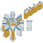 Оборудование для фасовки муки Упаковочная машина BPU 42 Duplex фото