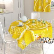 Апельсины арт.ТФС3199 v2 (145х145) фотоскатерть фото