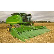 Комбайны кукурузоуборочные фото