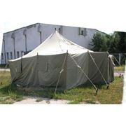 Палатка армейская брезентовая в Кустанай фото