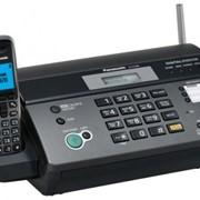 KX-FC968RU-T Panasonic факсимильный аппарат на термобумаге, Чёрный фото