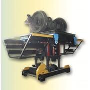 Скатоподъемник для замены колесно-моторного блока локомотива фото