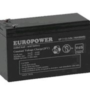 Аккумуляторные батареи Europower фото