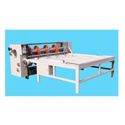 Машина для производства картонных коробок FYQ Rotary type slot die cutting machine оборудование для производства картонных коробов фото