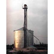 Зернохранилище с активной вентиляцией фото