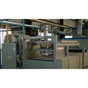 Возвратно-поступательная передающая формовочная машина SM-1000 для производства яичных лотков оборудование для производства яичных лотков фото