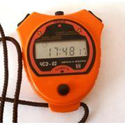 Часы-секундомер электронные ЧСЭ-02 фото