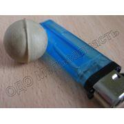Очиститоль резиновый для сепаратора д. 25 мм фото