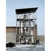 Мини-завод - установка-реактор по переработке изношенных автопокрышек фото
