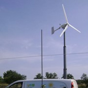 Ветротурбины (ветрогенераторы, ветряки) фото