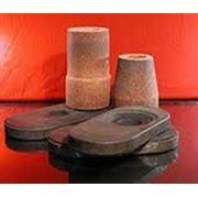 Изделия высокоогнеупорные муллитокорундовые на фосфатной связке МКФПП-88 Изделия огнеупорные динасовые фото