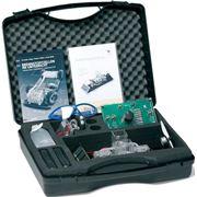Кейс с комплектом для опытов с топливными элементами фото