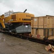 Перевозки грузов железнодорожные международные фото