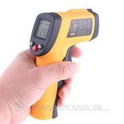 Бесконтактный инфракрасный цифровой термометр фото