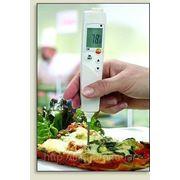 Testo 106 Компактный пищевой электронный термометр с тонким щупом фото
