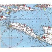 Карта навигационная фото