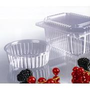 Пищевые лотки  контейнеры фото