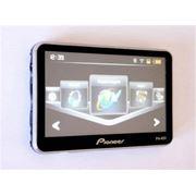 Автомобильный GPS навигатор Pioneer 420 43 фото